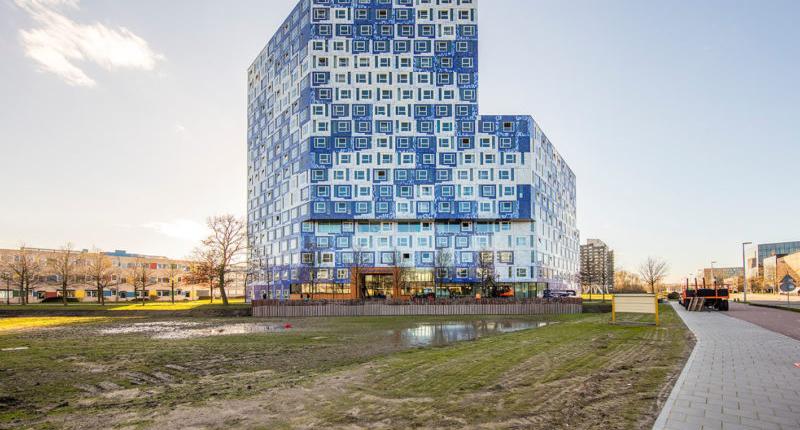 Recystel stelkozijnprofielen - 02-studentenhuisvesting-Johanna-Onix-NL-Campus-Utrecht-Michael-van-Oosten