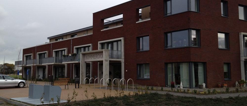 Recystel stelkozijnprofielen - WoZoCo Nimmerdor - Het eerste passief gebouwde woonzorgcomplex van Nederland