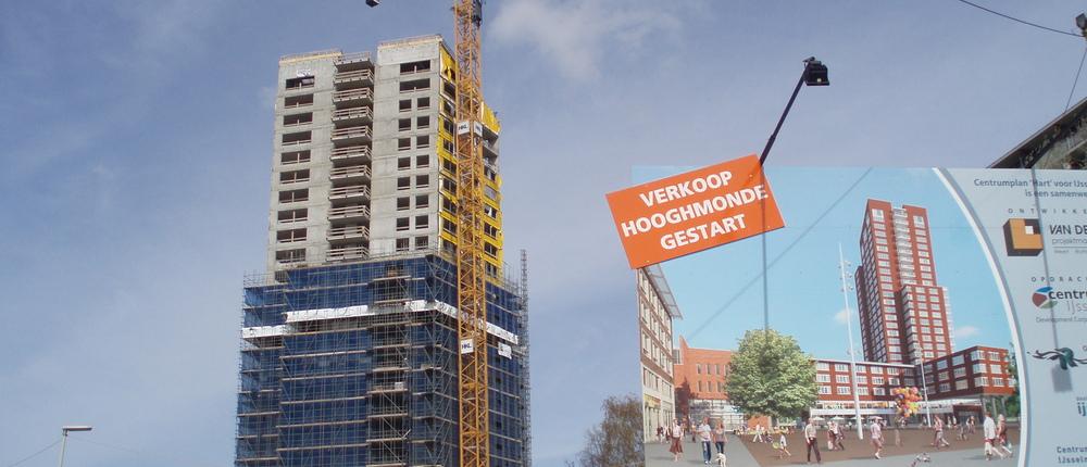Recystel stelkozijnprofielen - Hooghmonde - Centrumplan Ijsselmonde