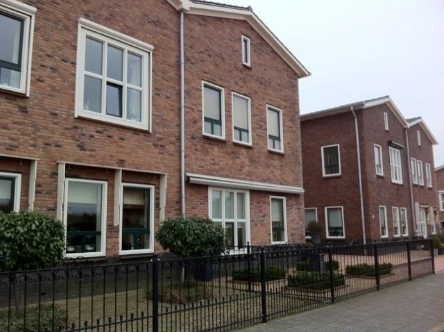 Recystel stelkozijnprofielen - 194 Woningen Dennekoplaan - Zeewijk - Ijmuiden