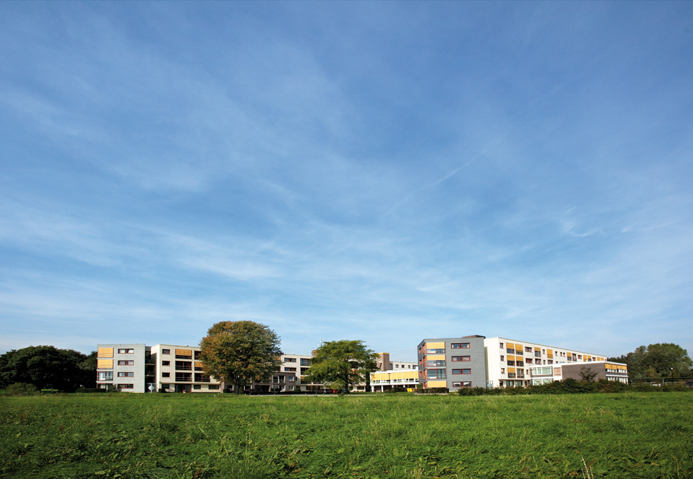 Recystel stelkozijnprofielen - Verzorgingstehuis Huis ter Hagen - Driehuis
