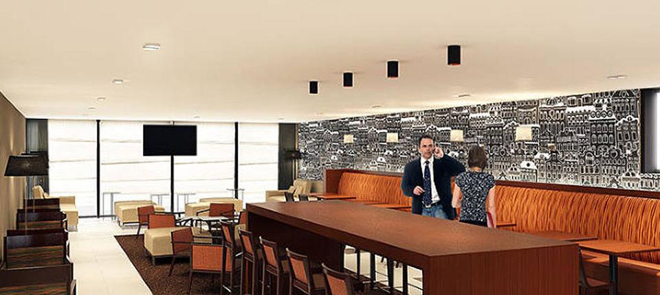 Recystel stelkozijnprofielen - Nieuwbouw van het Hyatt Place Hotel te Hoofddorp
