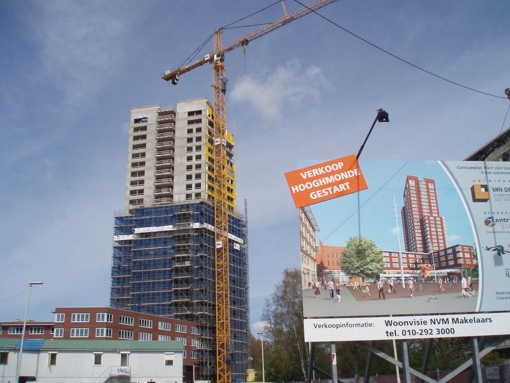 Recystel stelkozijnprofielen - Projectplan Centrumplan IJsselmonde