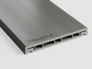 RecyStel stelkozijnprofielen -Recystel R-2005 - doorsnede