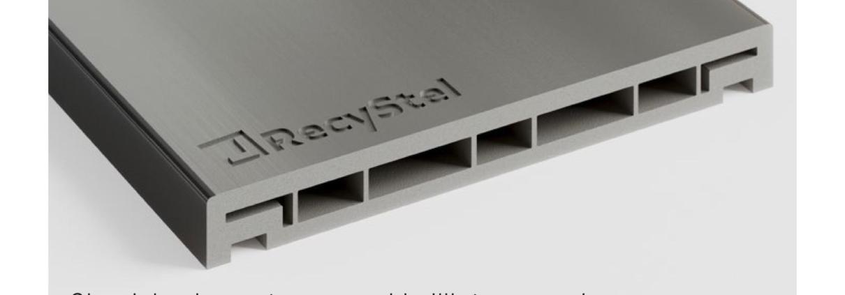 RecyStel kunststof stelkozijnprofielen zijn gemakkelijk te verwerken